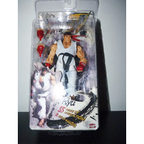 Action Figure Neca Street Fighter Ryu Boneco Pronta Entrega