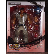 Ryu Play Arts Kai Street Fighter Lacrado Pta Entrega