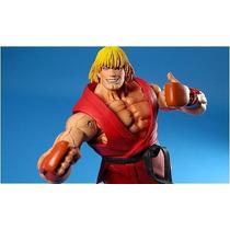 Boneco Street Fighter Ken 18 Cm Action Figure Neca Gamers