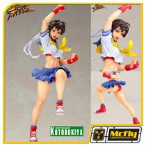 Kotobukiya Sakura Bishoujo Artfx Street Fighter Lacrada