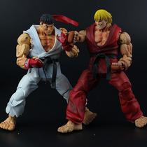 Action Figure, Neca Street Fighter Iv Survival Frete Grátis!
