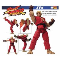 Ken Preview Street Fighter Sota Original Lacrado