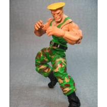 Guile Neca Toys Street Fighter