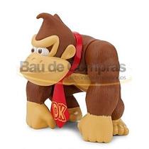 Boneco Colecionável Super Mario Bros Figures - Donkey Kong