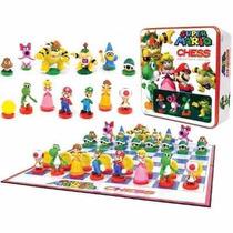 Jogo Xadrez Super Mario Chess Collector Edition Original :)