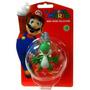 Boneco Super Mario Mini Figure Collection Yoshi Series 3 Dtc