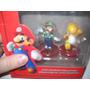 Mario Bros Banpresto Nintendo Luigi E Yoshi 2 Bonecos!