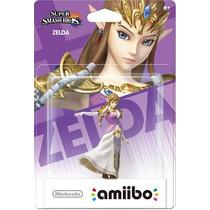 Amiibo Princesa Zelda 100% Original Novo Lacrado
