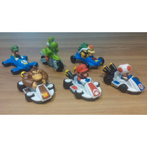 Mario Kart 8 Coleção Completa Mc Donald