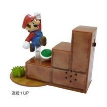 New Super Mario Bros Wii - Mario 1 Up Sound (diorama)