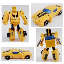 Bumblebee Transformers Carro Vira Robo Promocao Imperdivel