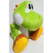Pelúcia Super Mario Yoshi Grande