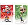 Amiibo Mario + Luigi Nintendo Original Novos Lacrados