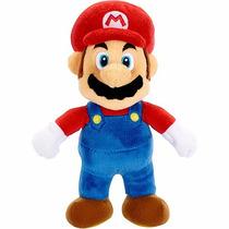 Super Mario Bros. Pelúcia Miniatura World Of Nintendo Boneco