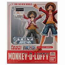 Figuarts Zero Luffy New World One Piece