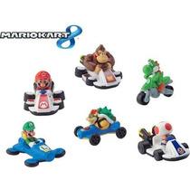 Mario Kart 8 Wii Coleção Completa Mcdonald