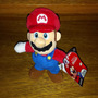 Super Mario Bros. Pelúcia Miniatura World Of Nintendo Boneco