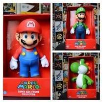 Kit Mario, Yoshi E Luigi (mercado De Envio Grátis).