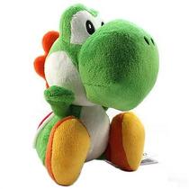 Pelúcia Yoshi Verde Grande 32cm Nintendo Pronta Entrega