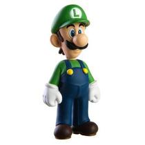 Mario Boneco Brinquedo Super Mario Luigi 25 Cmpronta Entrega