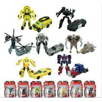 Transformers Kit Com 7 Peças - Pronta Entrega!!!