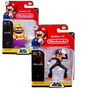 Minifiguras World Of Nintendo Super Mario Bros Waluigi Wario