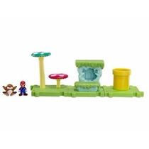 New Super Mario Bross U Microland Ilha World Of Nintendo Dtc