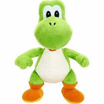 Pelúcia Yoshi Super Mario Dtc Boneco Original Nintendo