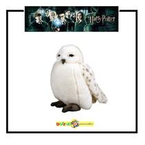Harry Potter Coruja Edwiges Hedwig Fantoche Com Som Original