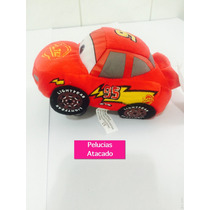 Carros Relampago Mcquen Pelucia 17 Cm