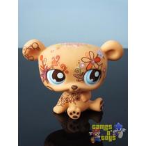 Littlest Pet Shop Deco Pets Urso Jumbo Grande Hasbro