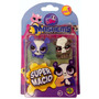 Littlest Pet Shop - Mashems - Penny Ling / Pepper Clark Dtc