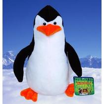 Pinguim Madagascar Raro Importado Grande Alta Qualidade