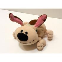 Cachorro Mulan Disney Ele Late Irmãozinho Pelucia Raro Cão