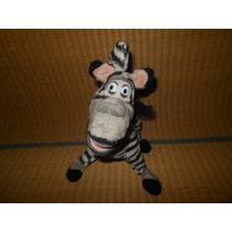 Zebra Marty De Pelúcia Madagascar Russ Berrie 26 Cm Alex