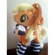 Pelucia My Little Pony Applejack 30cm - Melhor Acabamento!