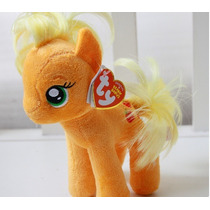 Pelúcia My Little Pony 18 Cm Pronta Entrega Novo Unicórnio