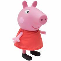 Boneco Peppa Pig Porquinha Brinquedo Infantil Multibrink