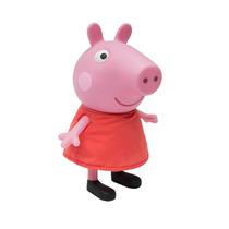 Boneca Peppa Pig De Vinil Original Multibrink
