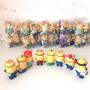 Minions Borracha Enfeite Mesa Decoração Festa Infantil Rf109