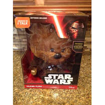 Star Wars Plush - Chewbacca Talking Ball 40cms - Psfmonteiro