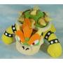 Super Mario Bros Bonecos Pelucia Bowser Nintendo