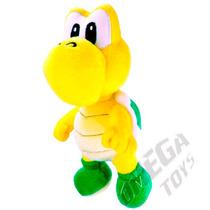 Boneco De Pelúcia Koopa Super Mario Original
