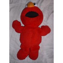 Pelúcia Elmo Vila Sesamo 37 Cm