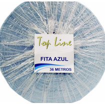 Fita Adesiva Azul 36m P/ Prótese Capilar Peruca