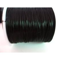 Fio De Silicone/seda Para Mega Hair Ou Aplique - P R E T O