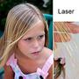 50 Fio De Ouro Para Cabelo Laser 80cm