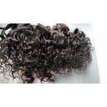 Cabelo Humano Cacho Vapor Na Tela 25 Cm 150 Gr- Mega Hair