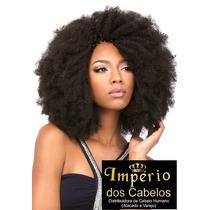 Aplique Cabelo Sintético Afro Trancado 100g - Megahair