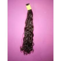 Cabelo Humano Natural/mega Hair Leve Ondas 65 Cm 100 Gramas
